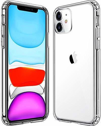 estuche para celular iphone 11 tpu transparente