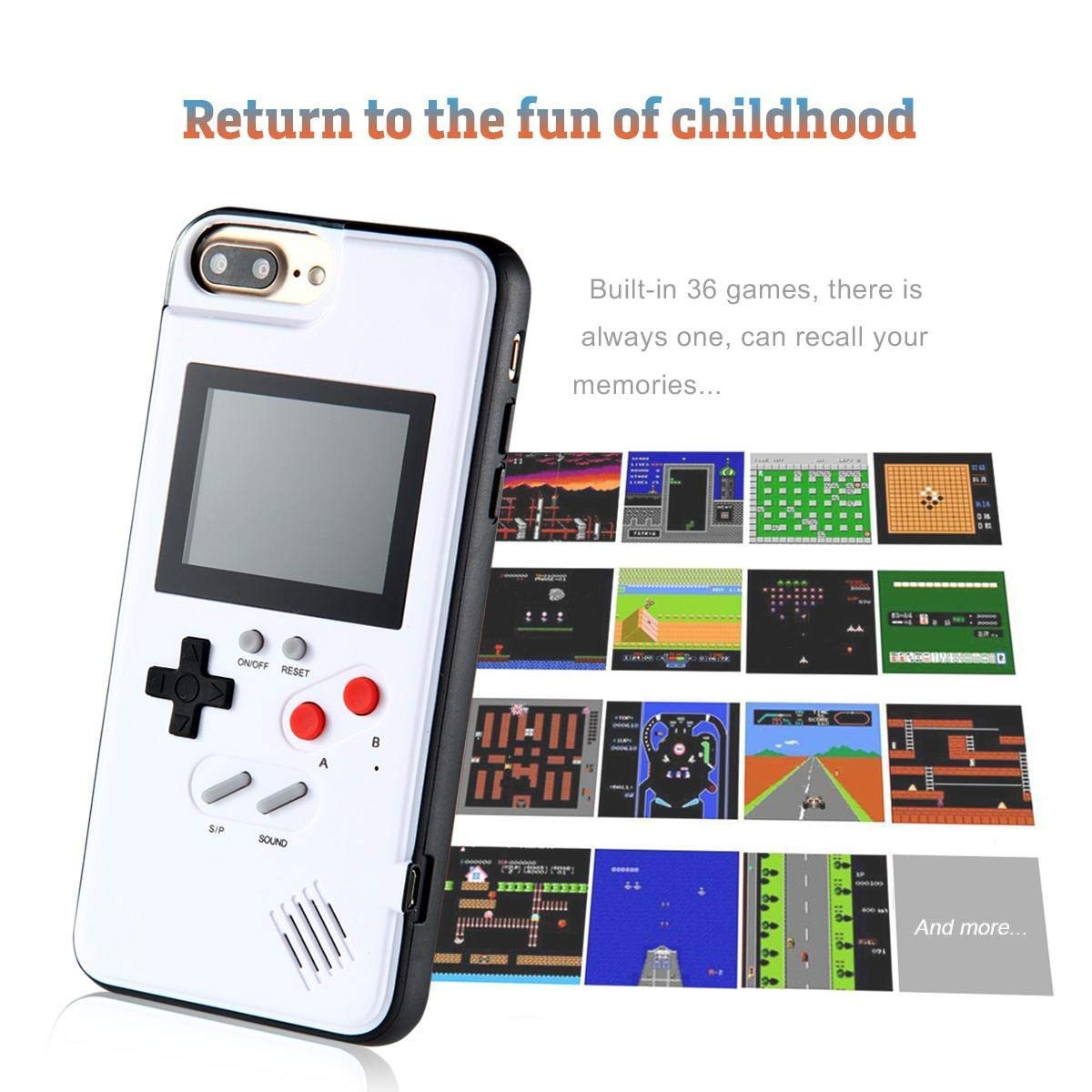 Estuche Jugable De Gameboy Estuche Para iPhone De Gameb ...
