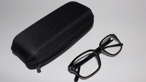 estuche para gafas (hard case) funda resistente.