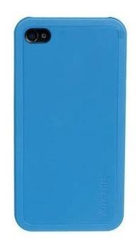 estuche para iphone 4/4s xtrememac en azul