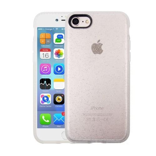 estuche para iphone 8 7 polvo brillo g bgcd