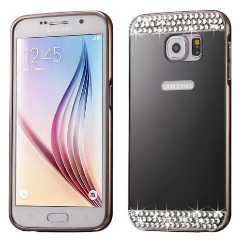 35e6a98578f Estuche Para Samsung Galaxy S7 Edge G935 Moda Empuje Metal - $ 431.00 en  Mercado Libre