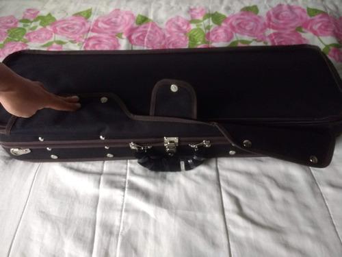 estuche para violín