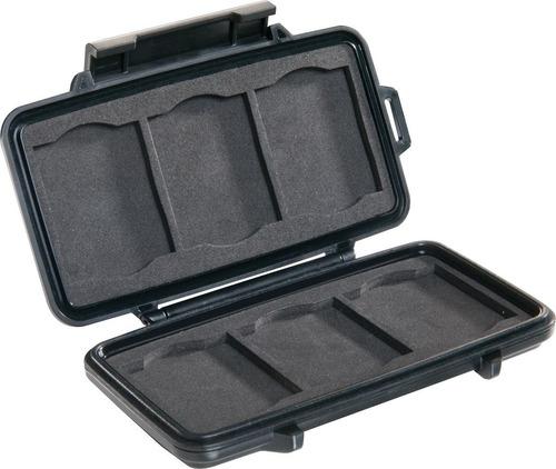 estuche pelican compact flash, garantizado de por vida dmm