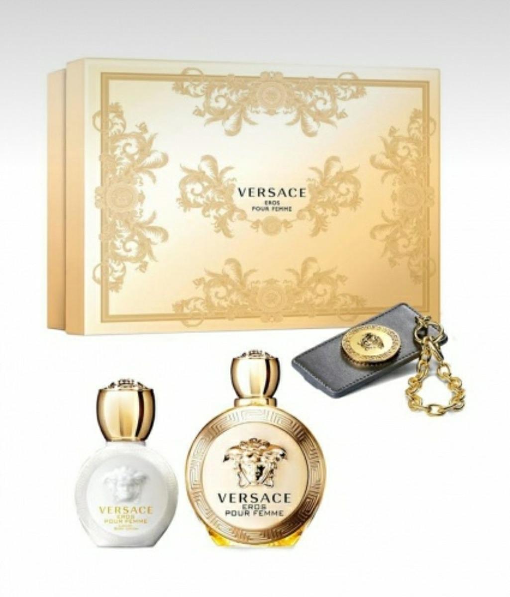 Perfume Gratis Versace Eros Estuche DamaOriginalEnvio L35ARj4