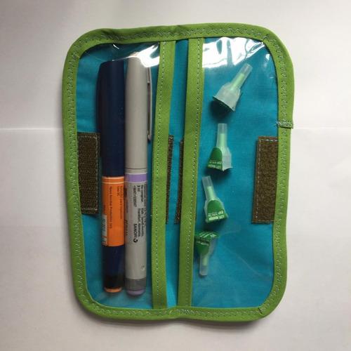 estuche porta insulina