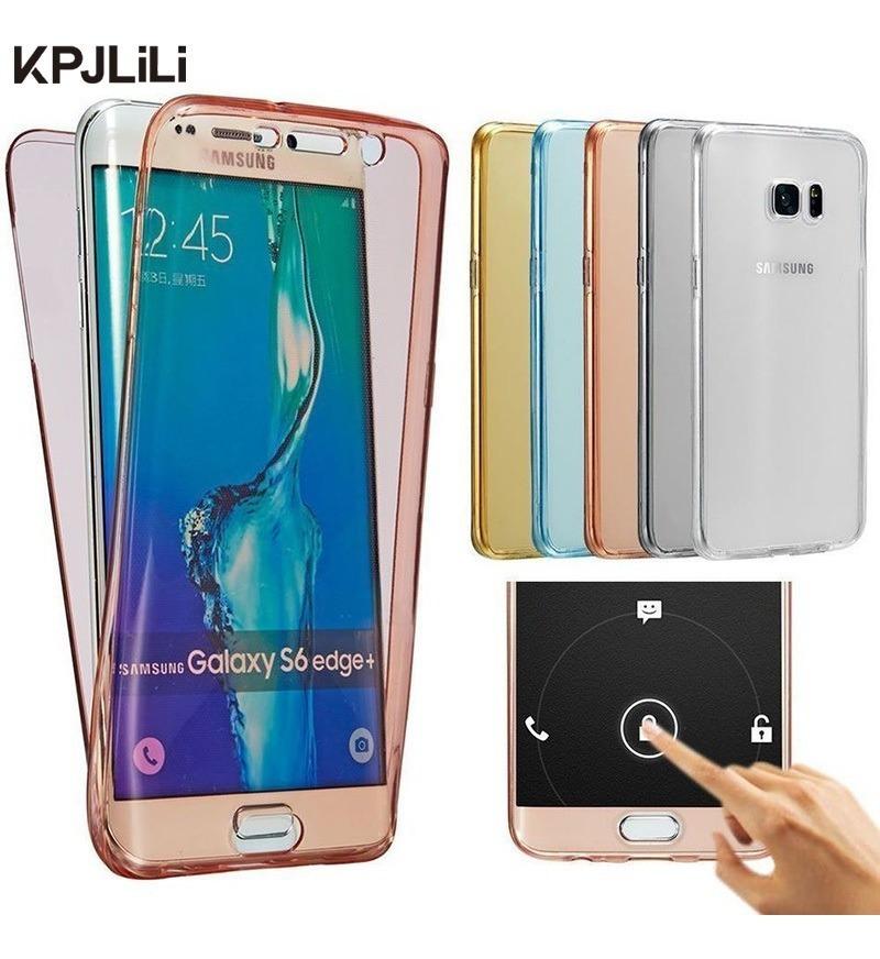 dff329f72a6 Estuche Protector 360° Galaxy S6 Edge S9, S9 Plus S7 Edge - $ 23.000 ...