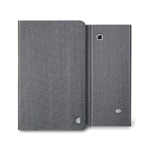 estuche protector agenda chabel metal square samsung-plata