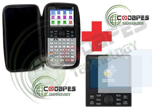 estuche protector antireflex calculadora hp prime accesorios