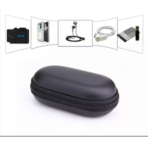 estuche protector audífono mp3 mp4 bluetooth resistente agua