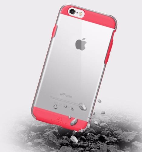 estuche protector black rock air iphone 7 plus