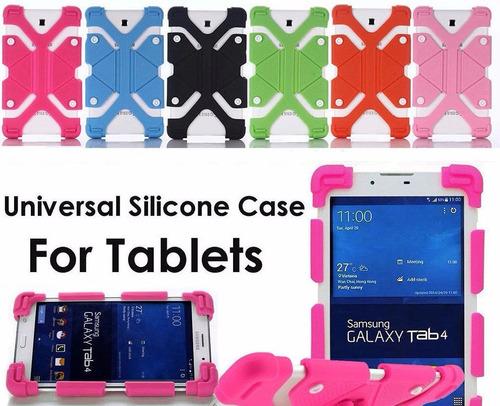 estuche protector bumper universal tablet 7-8 pulgadas