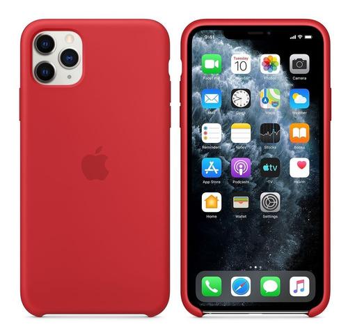 estuche protector case silicona apple iphone 6 7 8 x 11 pro