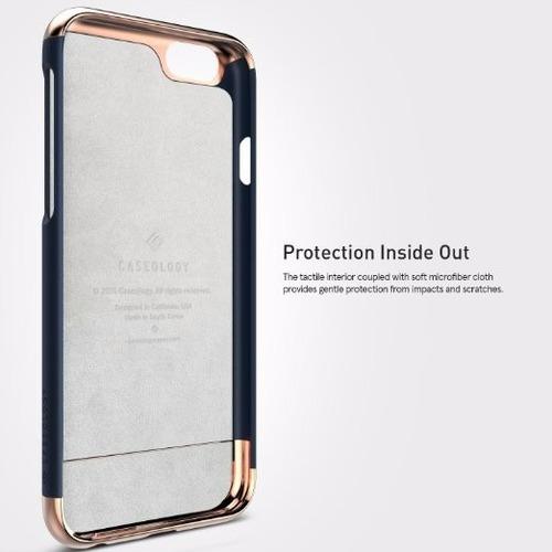 estuche protector caseology savoy iphone 6s