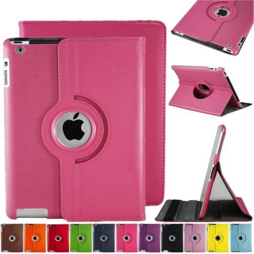 estuche protector ipad 2 3 4 smart cover 360 screen lapiz