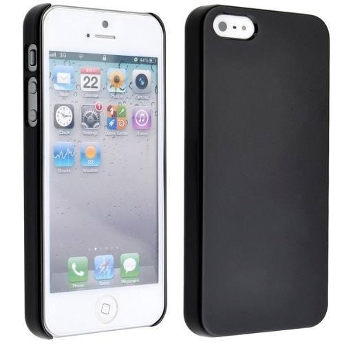 estuche protector iphone 5 + mica frontal de proteccion