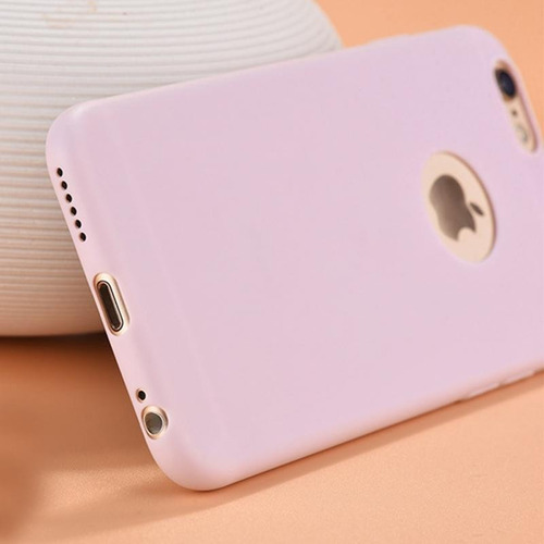 estuche protector iphone 7 y 7 plus 6s 6 plus 5s 5se colores