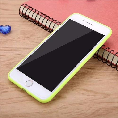 estuche protector iphone 7 y 7 plus colores exclusivos