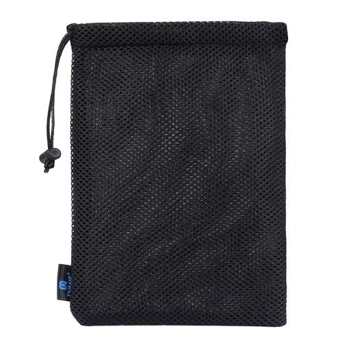 estuche protector llevar puluz malla nylon bolsa negro