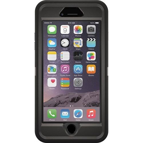 estuche protector otterbox defender iphone 6 / 6s plus
