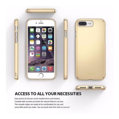 estuche protector ringke slim iphone 7 plus