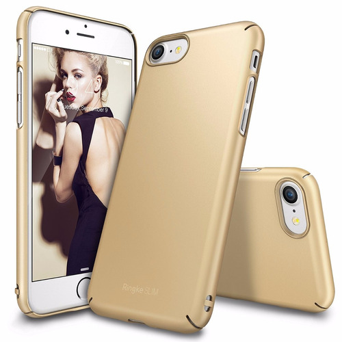 estuche protector ringke ultra slim iphone 7