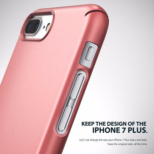 estuche protector ringke ultra slim iphone 7 plus