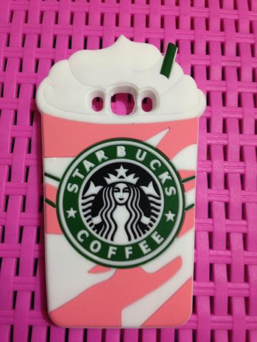 estuche protector s7 edge iphone 7 plus j5 2016 star bucks