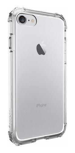 estuche protector spigen crystal shell iphone 7 / iphone 8