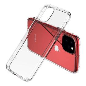 Estuche Protector Transparente iPhone 11 Pro, 11 Pro Max