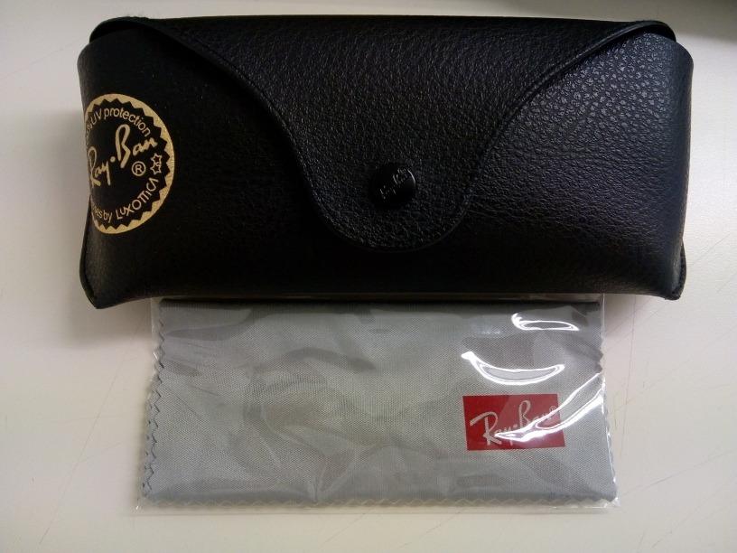 f79e2aff65 Estuche Ray-ban Original - $ 250.00 en Mercado Libre