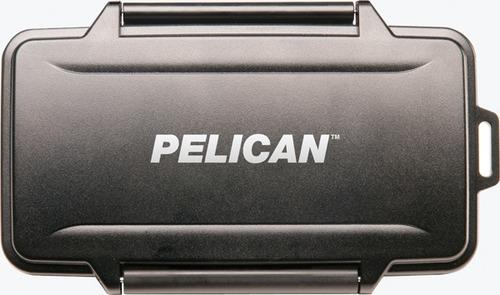 estuche resistente para memorias sd. pelican case 0915 mdn