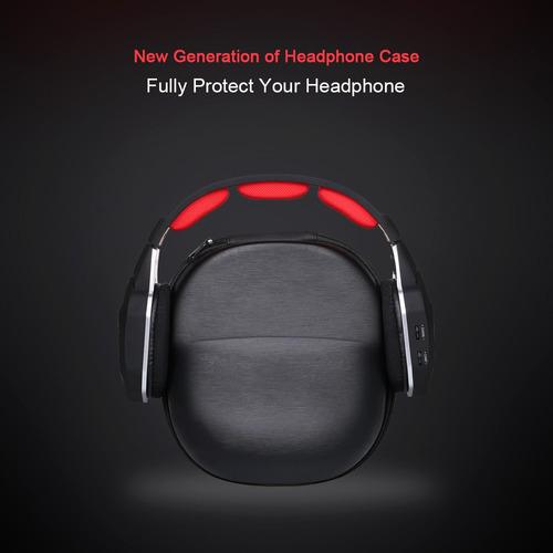 estuche rgido para auriculares eva bolsa para audfonos