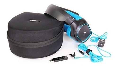 estuche rigido de caseling para auriculares inalambricos log