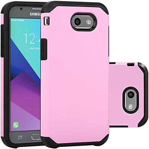 8a01502bfed Estuche Rosa Para Samsung Galaxy J3 Emerge / J3 Prime / J3 2 ...