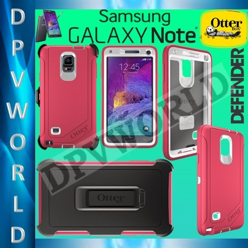 estuche samsung galaxy note 4 n910 otterbox defender