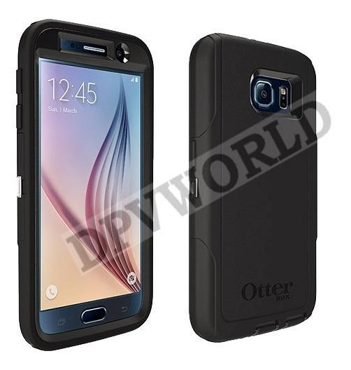 wholesale dealer 4f105 a00b1 Estuche Samsung Galaxy S6 Edge Plus S6+ Otterbox Defender