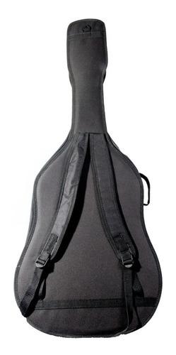 estuche semi duro guitarra acustica