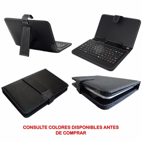 estuche tablet funda