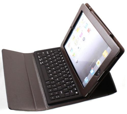 estuche teclado bluetooth ipad air *garania 12meses*