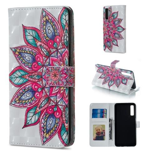 99a25b03428 Estuche Telefono Para Galaxy Funda Cuero Half Flower Funn - $ 683.53 ...