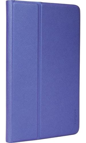 estuche universal targus  folio tablets 7-8  thd45502 morado