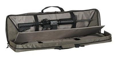 estuche voodoo tactical discreet 30  weapons case mv