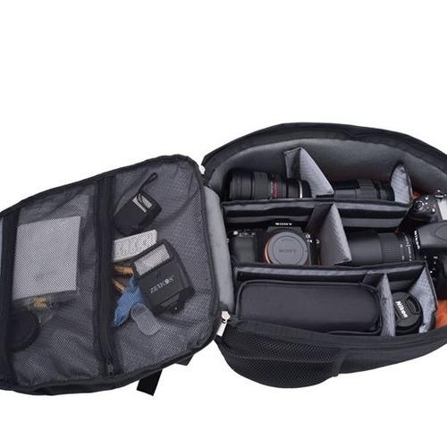 estuche west pro para cámara digital y accesorios