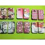 Estuche Agenda Case Diseños Samsung S3 Mini Mickey Kitty