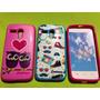 Case Diseños Samsung Fame 6810 S3 Mini Moto G S4 No Agenda