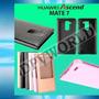 Estuche Huawei Ascend Mate 7 850 Lte Flip Cover De Cuero