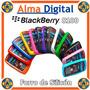 Forro Silicon Blackberry Pearl 8100 Perla Estuche Goma