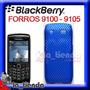 Forro Blackberry 9100 Azul Pearl 3g Acrilico Funda Estuche