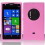 Estuche Silicone Gel Pink Para At&t Nokia Lumia 1020